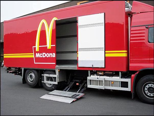 custom lift gates for commercial trucks in ontario